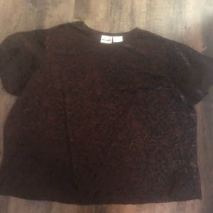 Tops - Bentley Plus Top preowned size 3x